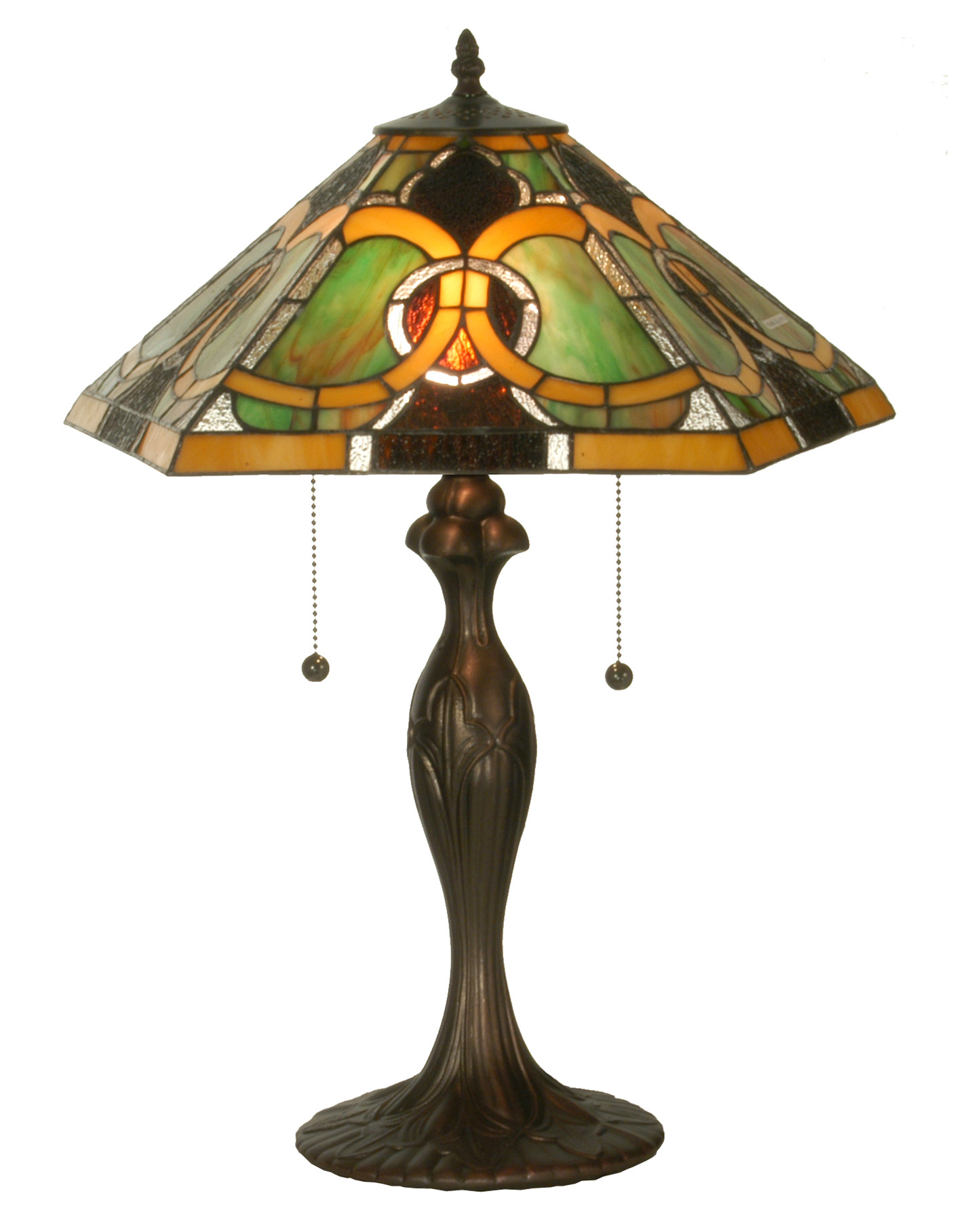 home lamps table lamps standard table lamps meyda 81458. Black Bedroom Furniture Sets. Home Design Ideas