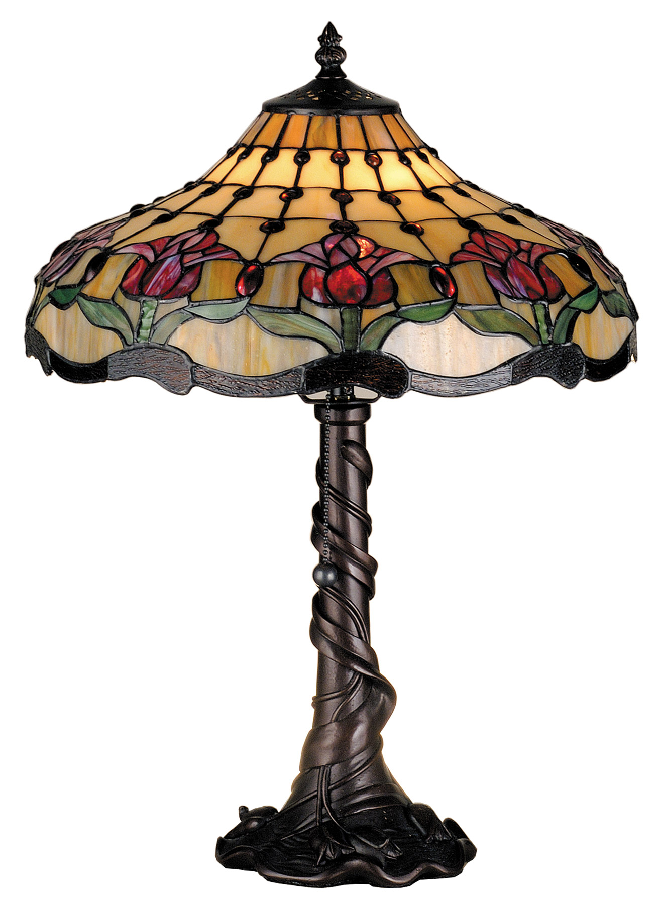 home lamps table lamps standard table lamps meyda 82319. Black Bedroom Furniture Sets. Home Design Ideas