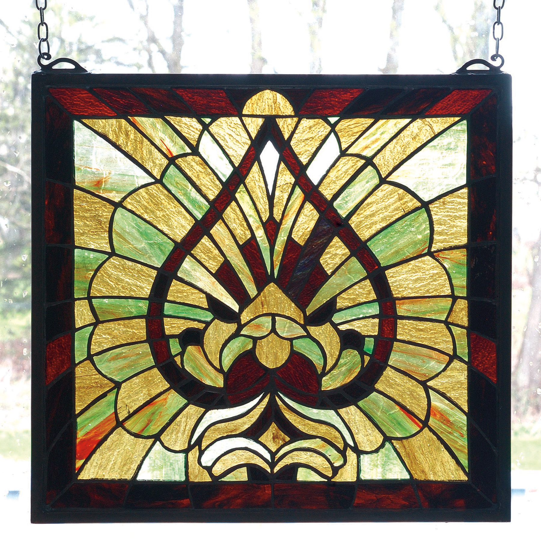 Stained Glass Windows - Lamps Beautiful