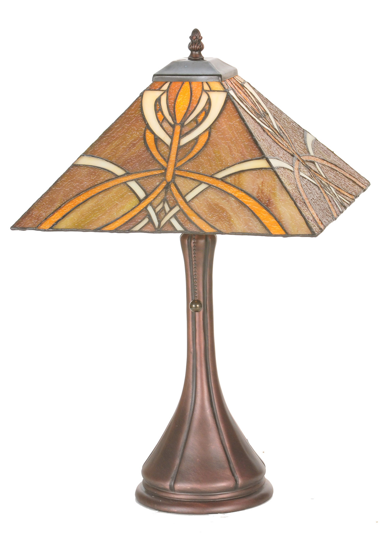 Meyda 99033 Glasgow Bungalow Table Lamp