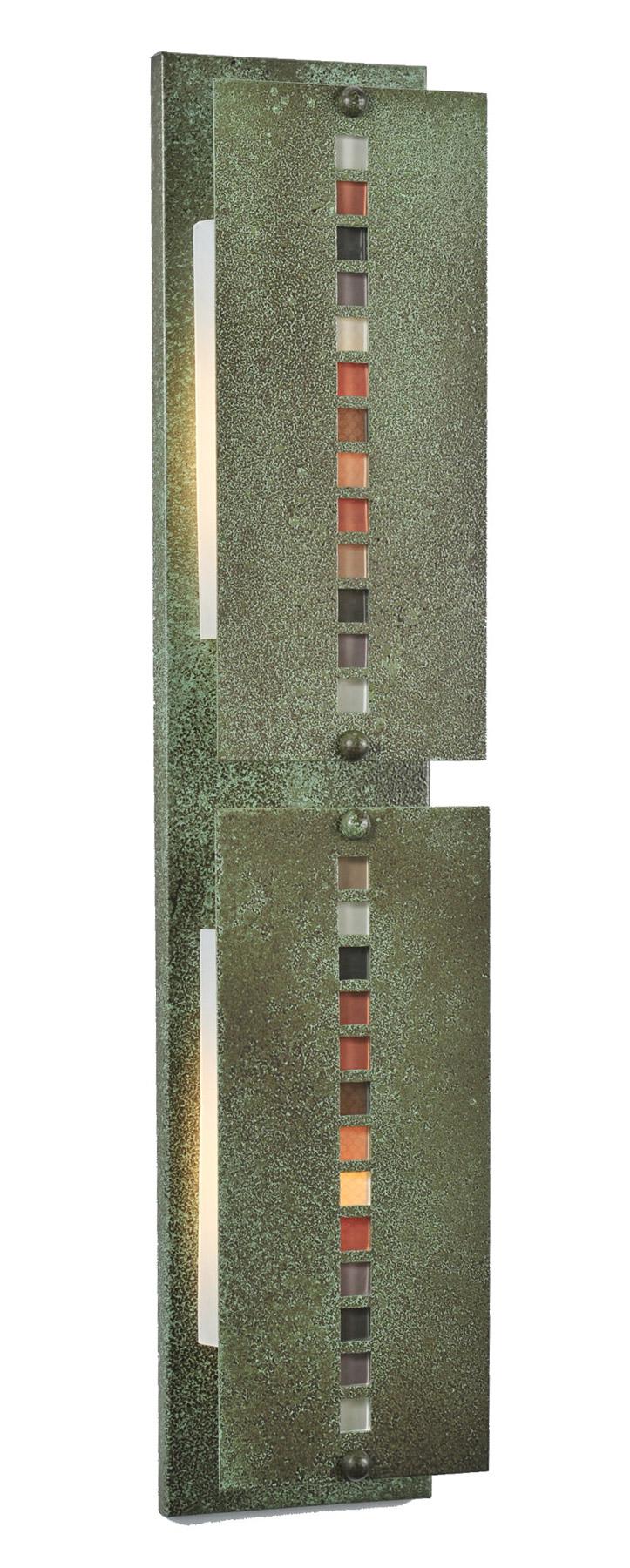Vanity Lights Stone : Meyda 99389 Moss Creek Stepping Stone Vanity Light