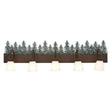 Meyda 101961 Tall Pines Vanity Light