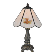 Meyda 107809 Teddy Bear Mini Lamp