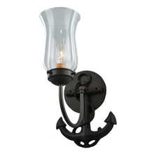Meyda 109538 Anchor Wall Sconce