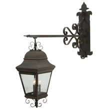Meyda 123939 Monaco Outdoor Wall Lantern