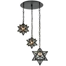 Meyda moravian star collection lamps beautiful meyda 130969 moravian star 3 light shower multi pendant fixture aloadofball Choice Image