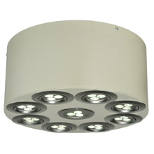 Meyda 131973 Discovery LED Flush Mount Ceiling Fixture