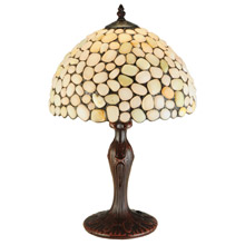 Meyda 138124 Agate Opal Table Lamp