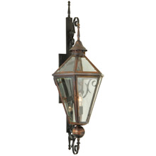 Meyda 139836 Millesime Outdoor Wall Lantern