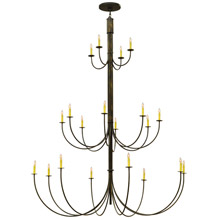 Meyda 140807 Cheal Twenty Light Chandelier