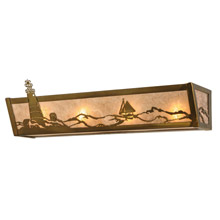 Meyda 14205 Lighthouse Vanity Light