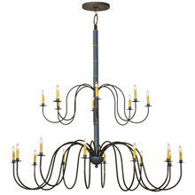 Meyda 143566 Marseille 20 Light Chandelier