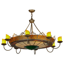 Meyda 145154 Stanley Eight Arm Chandelier