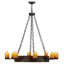 Meyda 145588 Kingston Gothic Chandelier