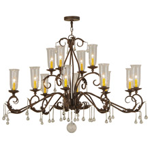 Meyda 146948 Windsor Oval Chandelier