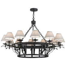 Meyda 148230 Ethel Chandelier