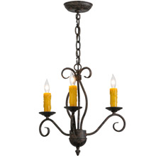 Meyda 148750 Sienna Mini Chandelier