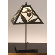 Meyda 18792 Lady Slipper Table Lamp