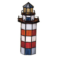 Meyda 20538 Hilton Head Lighthouse Accent Lamp