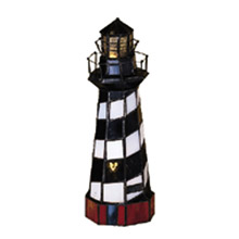 Meyda 20539 Cape Hatteras Lighthouse Accent Lamp