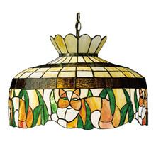 Meyda 26578 Tiffany Cat Hanging Lamp