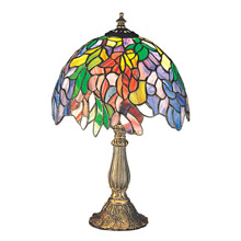 Meyda 26587 Tiffany Laburnum Accent Lamp