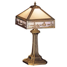 Meyda 26836 Sailboat Accent Lamp