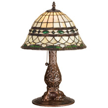 Meyda 27539 Tiffany Roman Accent Lamp