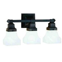 Craftsman Mission Bathroom Vanity Lights Lamps Beautiful