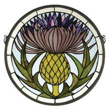 Meyda 28436 Thistle Window