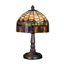 Meyda 29485 Tiffany Candice Mini Lamp