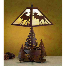 Meyda 29575 Moose Table Lamp