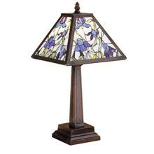 Craftsman Mission Accent Lamps Lamps Beautiful