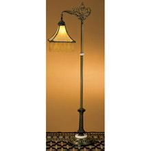 Bridge arm floor lamps lamps beautiful meyda 31291 victoria bridge arm floor lamp aloadofball Image collections