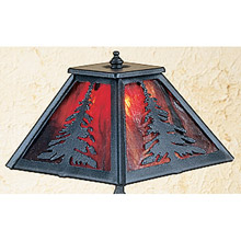 Meyda 31403 Tall Pines Accent Lamp