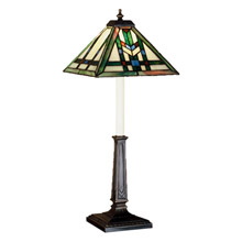 Meyda 47836 Prairie Wheat Buffet Lamp