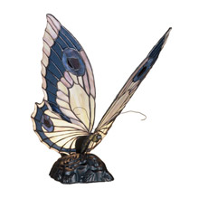 Meyda 48016 Tiffany Butterfly Accent Lamp