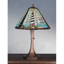 Meyda 69409 Cape Hatteras Lighthouse Table Lamp