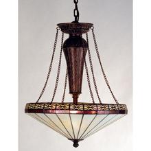 Meyda 71207 Crestwood Inverted Hanging Lamp