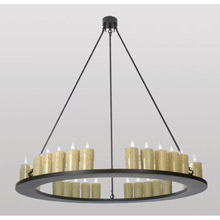 Meyda 77808 Loxley Thirty Light Chandelier