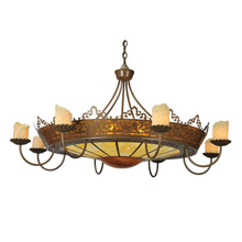 Meyda 99367 Stanley Twenty Light Chandelier