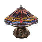 Tiffany Dragonfly Table Lamp - Meyda 118749