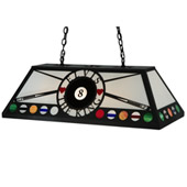 Personalized Elvis Billiards Light - Meyda 121922