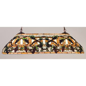 Tiffany Jeweled Grape Island Light - Meyda 13235