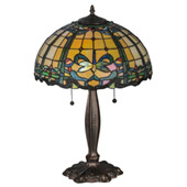 Tiffany Dragonfly Table Lamp - Meyda 138585