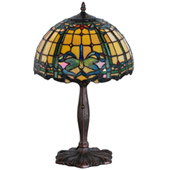 Tiffany Dragonfly Table Lamp - Meyda 138586