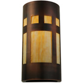 Craftsman/Mission Van Erp Wall Sconce - Meyda 139105