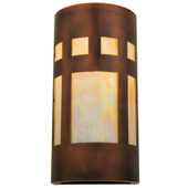Craftsman/Mission Van Erp Wall Sconce - Meyda 139434