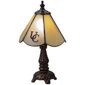 Personalized Utica College Custom Logo Mini Lamp - Meyda 151697