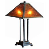 Craftsman/Mission Van Erp Table Lamp - Meyda 24217
